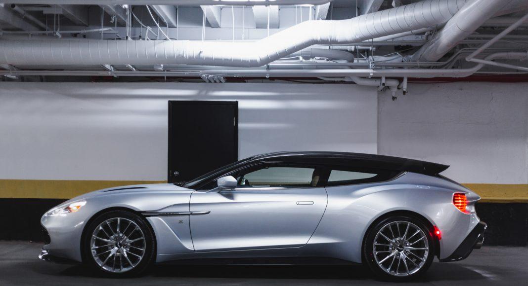 Aston Martin Zagato Shooting Brake Montreal Qc Spotted Cars